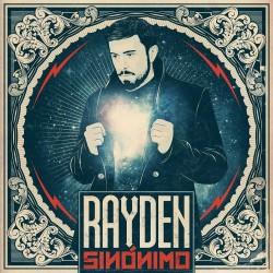 RAYDEN - SINONIMO  (Cd)