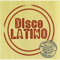 DISCO LATINO - VARIOS  (Cd)