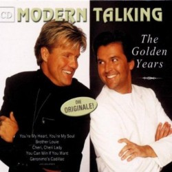MODERN TALKING - GOLDEN...