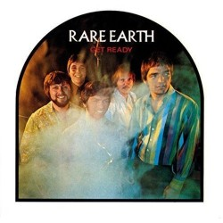 RARE EARTH - GET READY  (Cd)