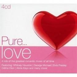 PURE...LOVE  (4Cd)