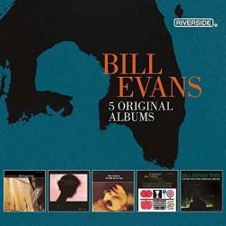 BILL EVANS - 5 ORIGINAL...