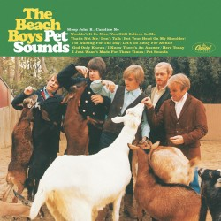 BEACH BOYS,THE - PET SOUNDS...