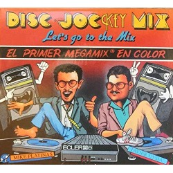 DISC-JOCKEY MIX: LET'S GO...