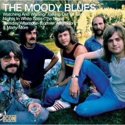 MOODY BLUES, THE - ICON  (Cd)