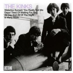 KINKS, THE - THE KINKS  (Cd)