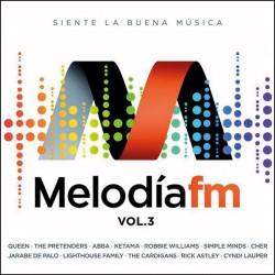 Melodía FM Vol. 3 - Varios...