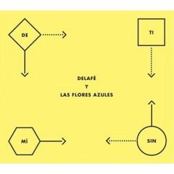 DELAFE Y LAS FLORES AZULES...