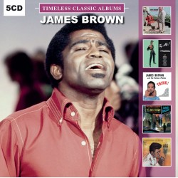 JAMES BROWN - TIMELESS...
