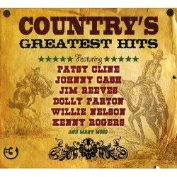 COUNTRY'S GREATEST HITS -...