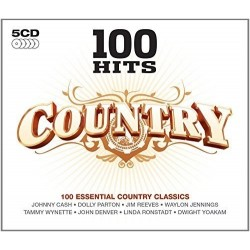 100 HITS COUNTRY - NEW...