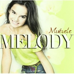 MELODY - MUEVETE  (Cd)