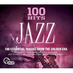 100 HITS - JAZZ  (5Cd)