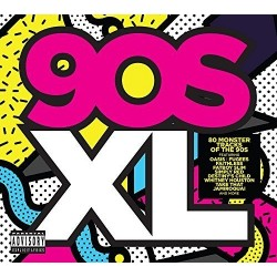 90'S XL - VARIOS  (4Cd)