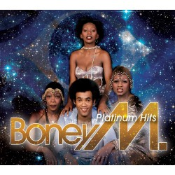 BONEY M - PLATINUM HITS  (2Cd)