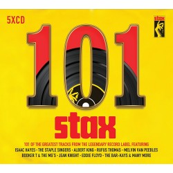 101 STAX RECORDS - VARIOS...