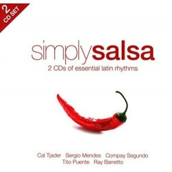 SIMPLY SALSA (NEW DELUXE) -...