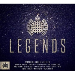 LEGENDS (Ministry of Sound)...