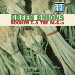 BOOKER T & THE MG'S - GREEN...