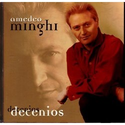 AMEDEO MINGHI - DECENIOS  (Cd)