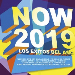 NOW 2019 - VARIOS  (2Cd)