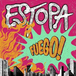 ESTOPA - FUEGO  (Cd)