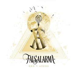 FALSALARMA - ORO Y ARENA  (Cd)