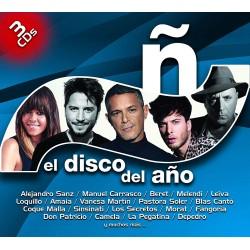 Ñ.El Disco del Año - VARIOS...