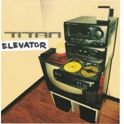 TITAN - ELEVATOR  (Cd)