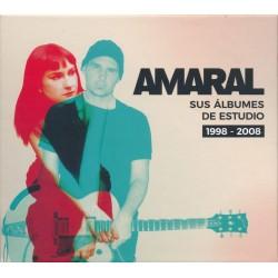 AMARAL - SUS ALBUMES DE...