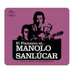 MANOLO SANLUCAR - EL...
