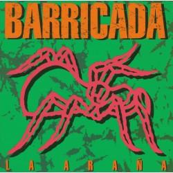 BARRICADA - LA ARAÑA  (Cd)