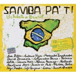 """Samba Pa Ti """"Un Tributo a..."""