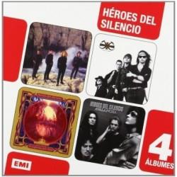 HEROES DEL SILENCIO - 4 EN...
