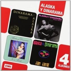 ALASKA Y DINARAMA - 4 EN 1...