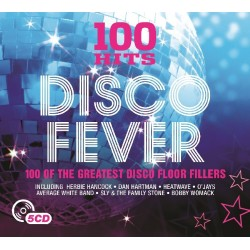 100 HITS-DISCO FEVER -...