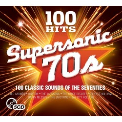 100 Hits Supersonic 70s ....