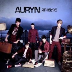 AURYN - ANTI HEROES  (Cd)