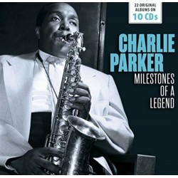 CHARLIE PARKER - MILESTONES...