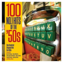 100 NO.1 HITS OF THE '50S -...