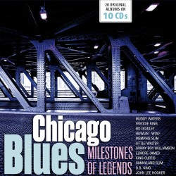 CHICAGO BLUES - MILESTONES...