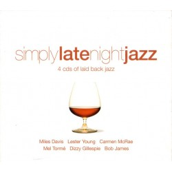 SIMPLY LATE NIGHT JAZZ -...
