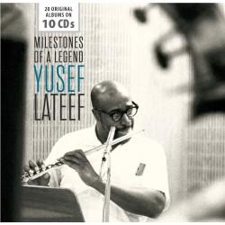 YUSEF LATEEF - MILESTONES...