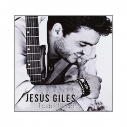 JESUS GILES - TODO LLEGA  (Cd)