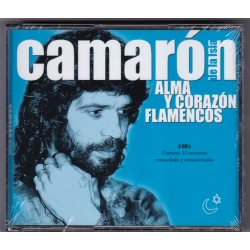 CAMARON DE LA ISLA - ALMA Y...
