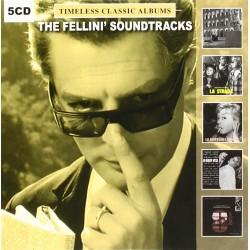 Fellini'S Soundtracks  (5Cd)