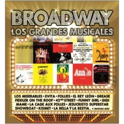 BROADWAY. LOS GRANDES...