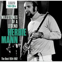 HERBIE MANN - MILESTONES OF...