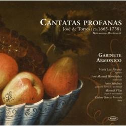 Cantatas Profanas - Jose de...