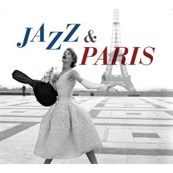 JAZZ & PARIS - VARIOS  (3Cd)